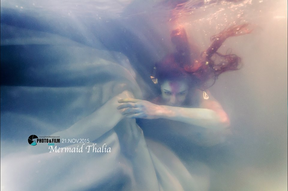 Mermaid Thalia Ilse Moore