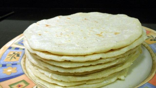Tortillas nicaragüenses