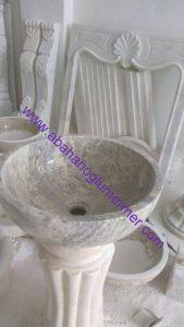 gümüş trewerten lavabo evye em-078 ölçüleri : 42x15 cm fiyatı : 350 tl