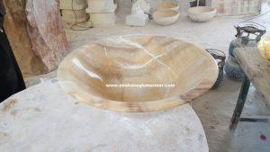 mermer evye çanak lavabo çeşitleri em-095 ölçüleri : 42x15 cm fiyatı : 750 tl