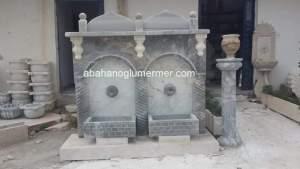 mermer mezar çeşmesi hç-016 fiyatı : 5000 tl