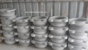 marmara yatay cizgili mermer kurnalar ku-085 ölçüleri : 45x25 cm fiyatı : 350 tl