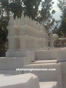 mezar-lar-icin-mermer- minare-msb-018 ÖLÇÜLERİ : FİYATI : SATIN AL
