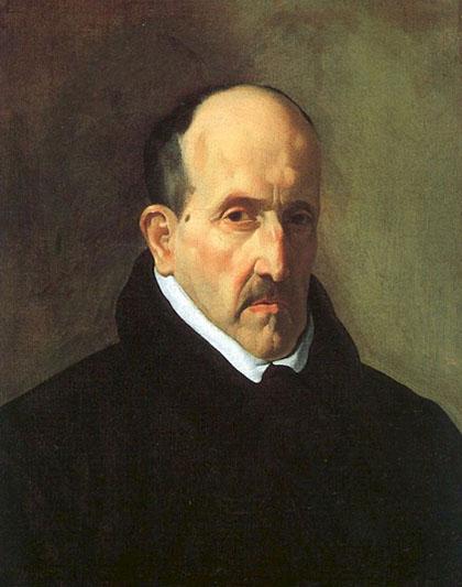 D. Luis de Góngora, por Diego de Velázquez.