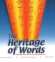 heriatge of words