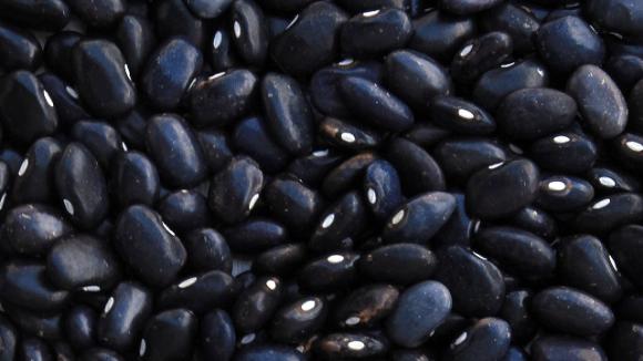 Black-Beans, Black-Kidney-Beans