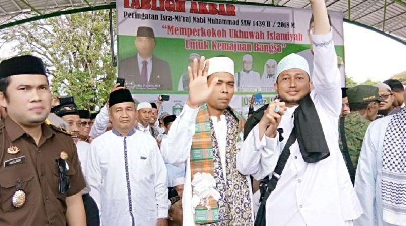 Ustadz Somad Ajak WargaAi??Parepare Tidak Golput