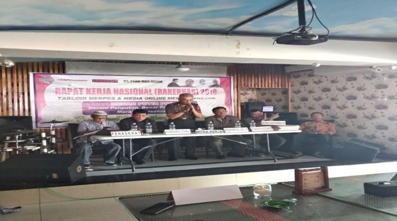 Sukses Wakili Kapolres Parepare Tampubolon Pukau Wartawan