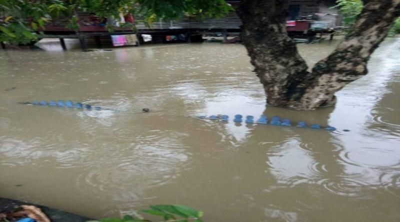 Banjir di Tiroang, Kampung Arassie Dan Boki Terendam