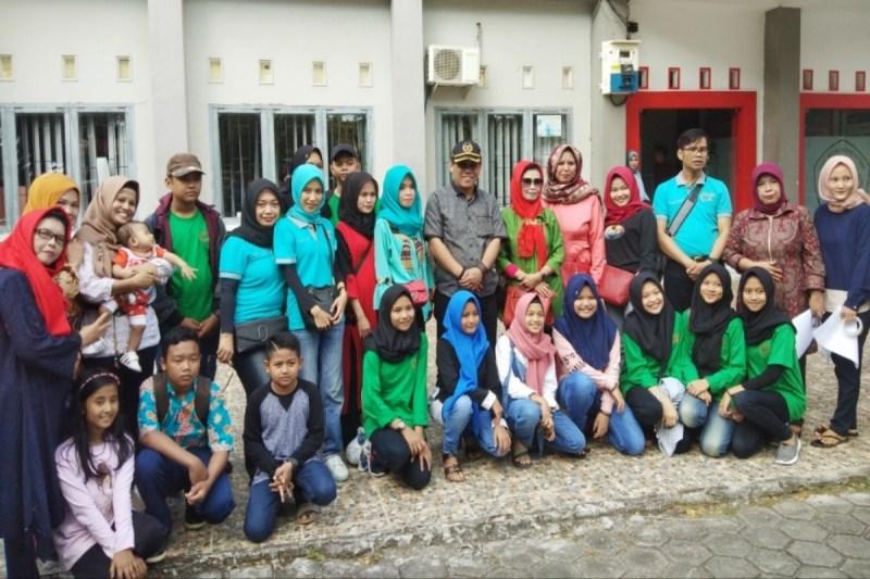 Dinas Dikbud Pinrang Kirim Peserta Ikuti Festival LSSN di Makassar