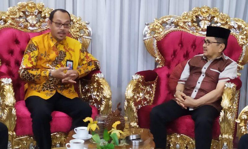 Begini Komitmen Walikota Palopo bersama Kepala BPKP SulSel