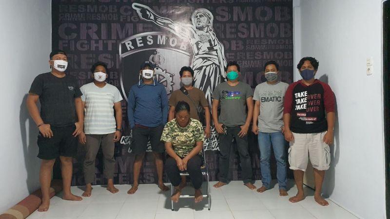 Pinjam Dan Bawa Motor Ke Bone, IRT Ditangkap Tim Resmob Polres Pinrang
