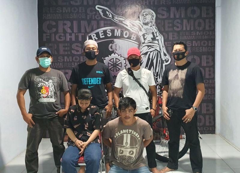Lagi, Tim Resmob Polres Pinrang, Amankan Pelaku Pencurian di Paleteang.