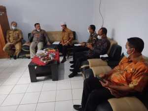 Diskominfo Soppeng Dikunjungi Pansus DPRD Luwu Timur