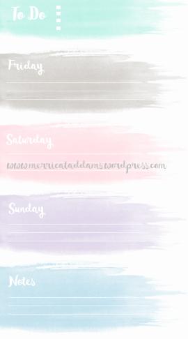 Adorned-Handmade---Personal-Watercolor-Weekly-Printable---Fri-Sun-2 blog