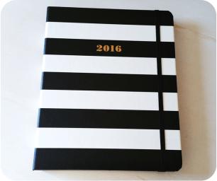 Kate Spade 2016 Planner