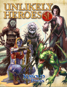 5E Supplement Review: Unlikely Heroes – Merric's Musings