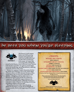 SotDL Adventure Review: He Sees You When You're Sleeping