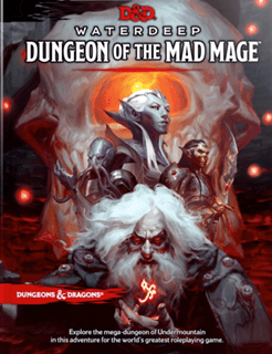 Dungeons & Dragons 5E Adventures by Level – Merric's Musings