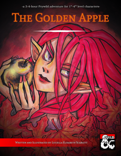 5E Adventure Review: The Golden Apple – Merric's Musings