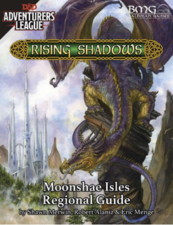 5e Supplement Review Moonshae Isles Regional Guide
