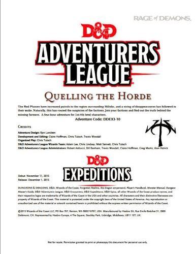 D&D – Page 2 – Merric's Musings