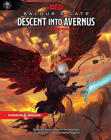 Running Descent Into Avernus : running, descent, avernus, Running, Baldur's, Gate:, Descent, Avernus,, Merric's, Musings