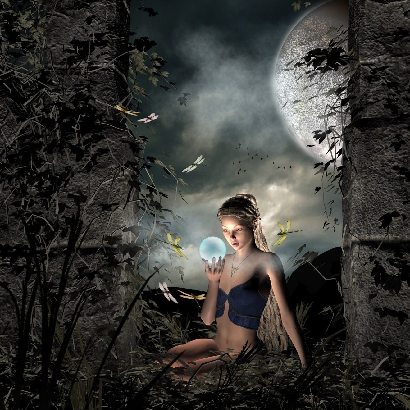 fullmoon magickal wishes