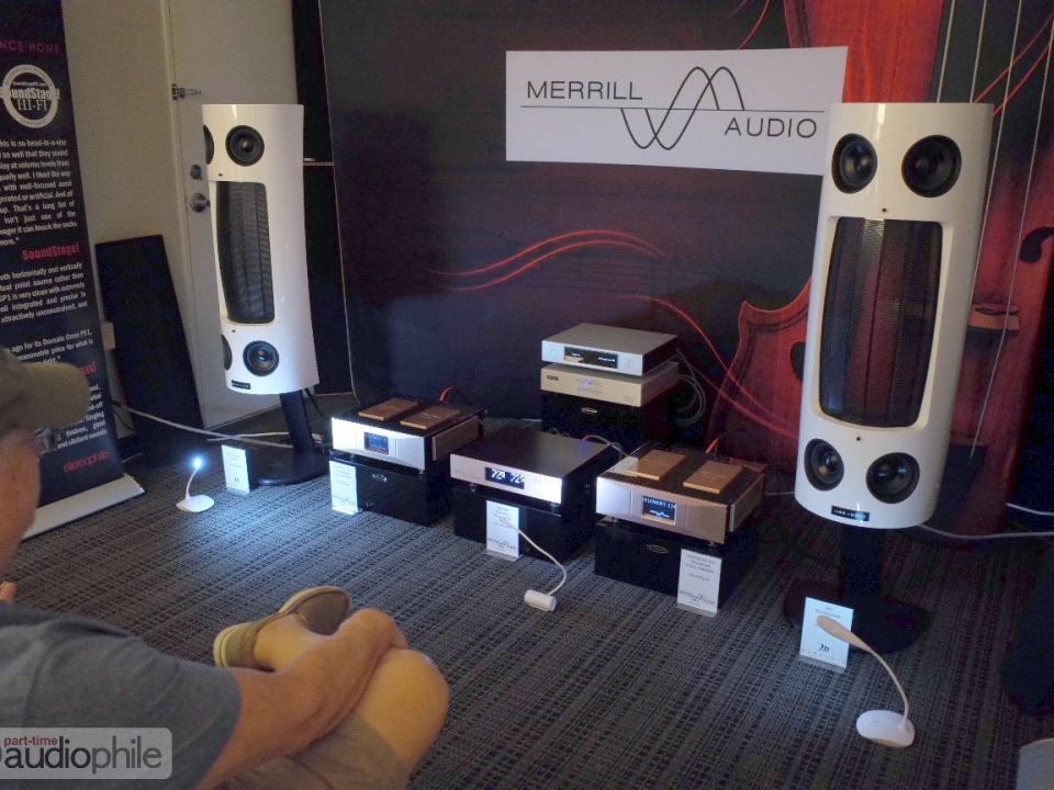 Florida Audio Expo 2019-Best Large Speaker System