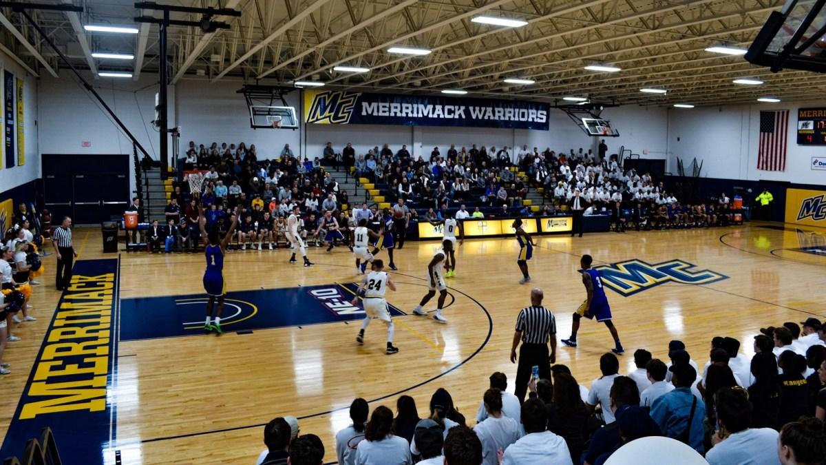Hammel Court - Facilities - Merrimack College Athletics