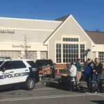 "Merrimac Police Help Collect More Than 4,000 Pounds of Food During ""Fill-A-Cruiser"" Food Drive"