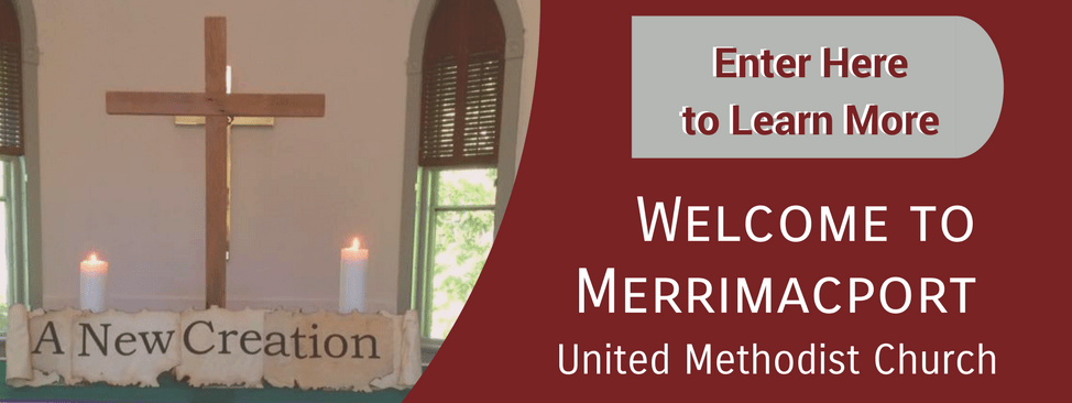 Welcome to Merrimacport United Methodist Church