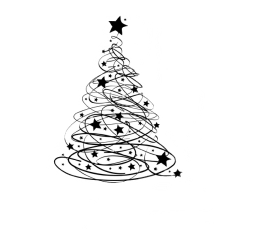 illustrated image of a Christmas Tree