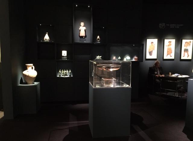 merrin gallery booth TEFAF maastricht 2016