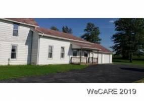 201 BENTON, Continental, Ohio 45831, 4 Bedrooms Bedrooms, 7 Rooms Rooms,2 BathroomsBathrooms,Residential,For Sale,BENTON,113525