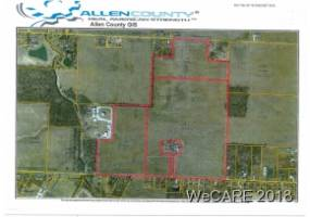 0 DILLER RD., ELIDA, Ohio 45807, ,Farm,For Sale,DILLER RD.,114073