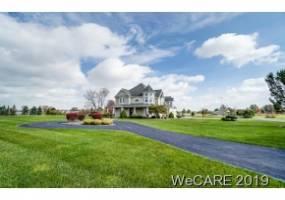 3290 STEWART RD., LIMA, Ohio 45801, 4 Bedrooms Bedrooms, 9 Rooms Rooms,3 BathroomsBathrooms,Residential,For Sale,STEWART RD.,114161