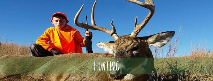 Hunting at Merritt