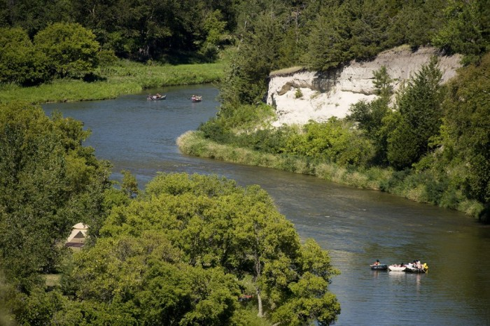 Merritt Reservoir Nearby Attractions - Niobrara