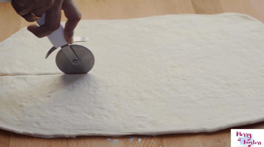Easy croissant recipe
