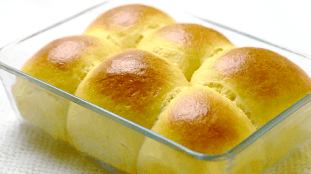 Easy No Knead Dinner Rolls