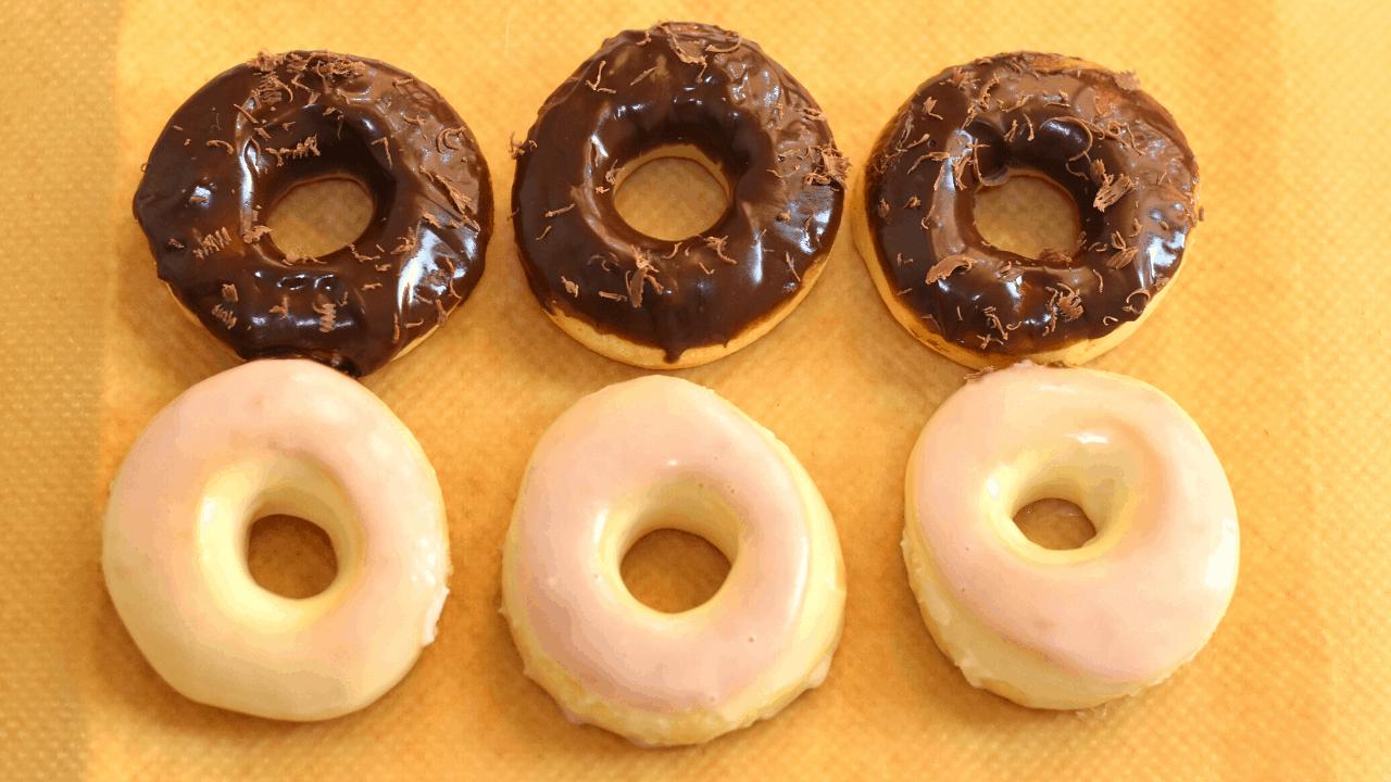 Quick and Easy Doughnut Recipe