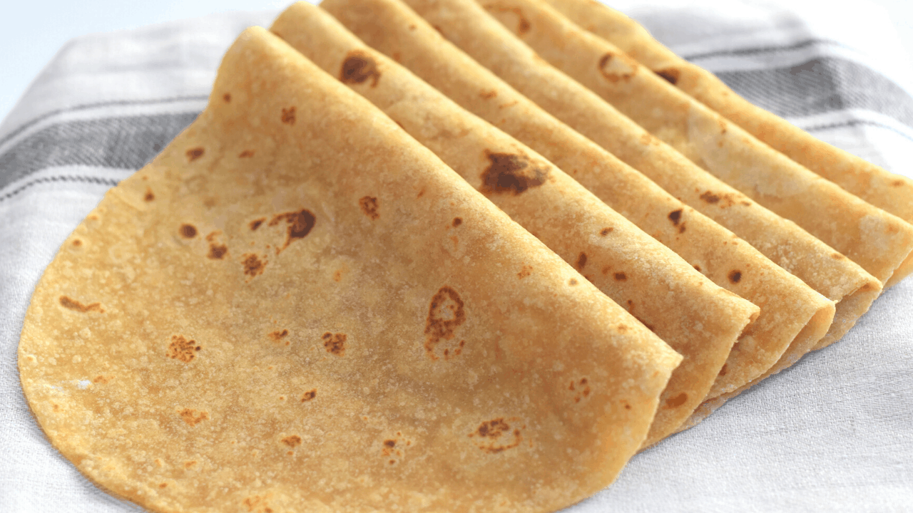wheat tortilla recipe