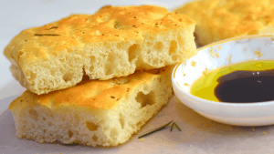 Easy Rosemary Focaccia Bread Recipe