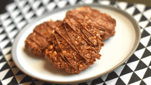Easy No Bake Chocolate Oatmeal Cookies