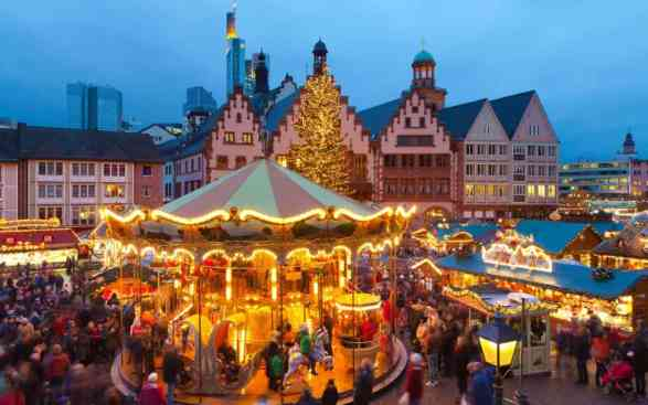 How to Celebrate Christmas in Germany