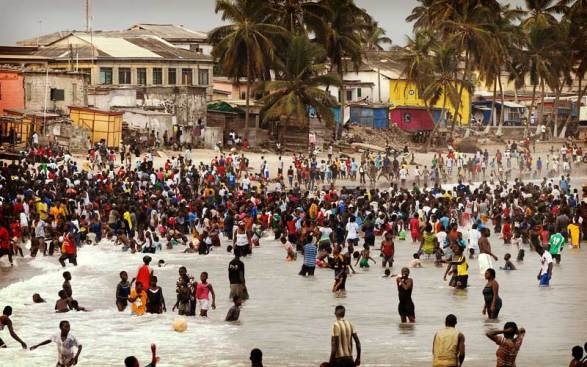 Amazing Celebrations of Merry Christmas in Ghana