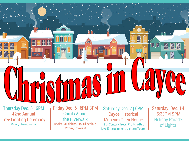Christmas in Cayce Ad 2019