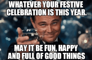 christmas celebration memes