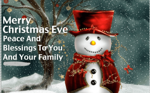 merry christmas evening celebration images - Merry Christmas Eve